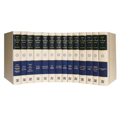 Early Church Fathers: Nicene & Post-Nicene Fathers Series 2, 14 Vols.   -     Edited By: Philip Schaff     By: Philip Schaff, ed.