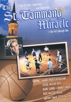 The St. Tammany Miracle, DVD   -