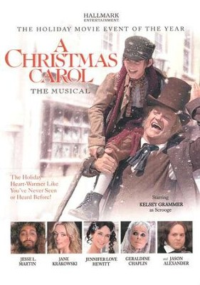 A Christmas Carol: The Musical, DVD   -