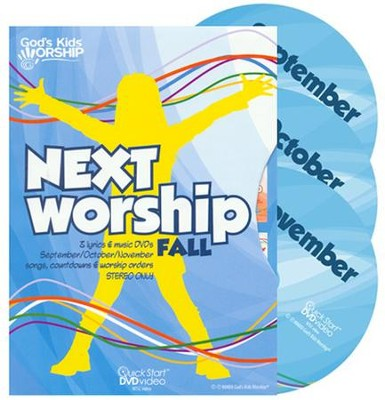 Next Worship Fall Quarter (Sept-Nov)   -