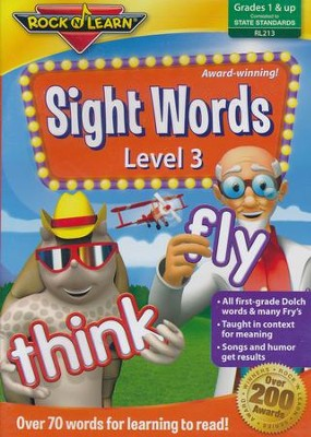 Sight Words Level 3   -