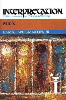 Mark, Interpretation Commentary Series  -     By: Lamar Williamson