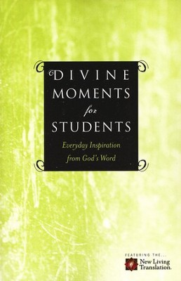 Divine Moments for Students  -     By: Ronald A. Beers, Amy E. Mason