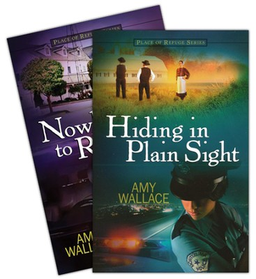 Place of Refuge Series, Volumes 1 & 2  -     By: Amy Wallace