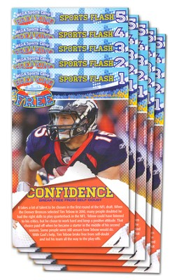 Breaking Free Sports Flash, Pack of 5  -