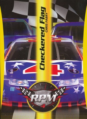RPM Series #4: Checkered Flag   -     By: Chris Fabry