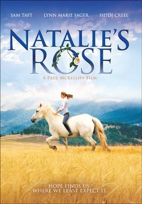 Natalie's Rose, DVD   -