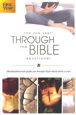 The One Year Through the Bible Devotional  -     By: Neil S. Wilson