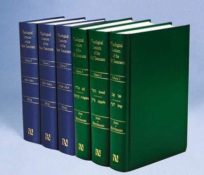 Theological Lexicon Set, 6 Volumes   -     Edited By: E. Jenni, C. Westermann, C. Spicq