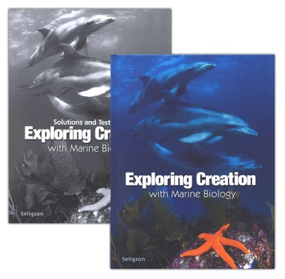 Apologia Exploring Creation with Marine Biology, 2 Volumes   -     By: Sherri Seligson