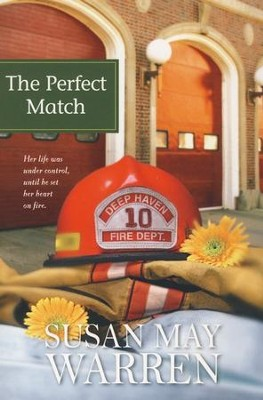 The Perfect Match, Deep Haven Series #3 (rpkgd)   -     By: Susan May Warren