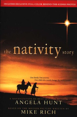 The Nativity Story  -     By: Angela Hunt