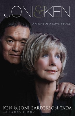 Joni & Ken: An Untold Love Story  - Slightly Imperfect  -     By: Ken Eareckson, Joni Eareckson Tada
