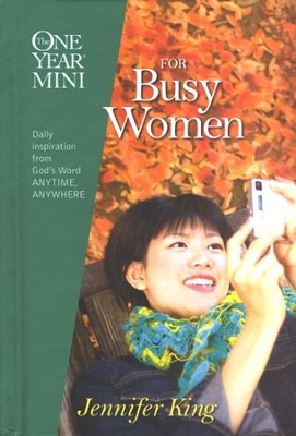 The One Year Mini for Busy Women  -     By: Jennifer King