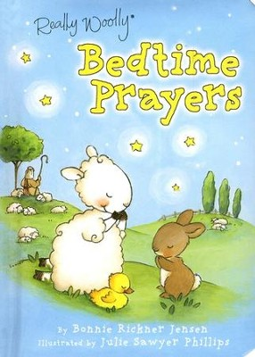 Really Woolly Bedtime Prayers - Slightly Imperfect  -     By: Bonnie Rickner Jensen