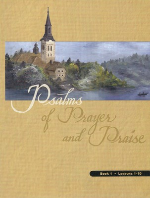 Psalms of Prayer & Praise, Book 1   -