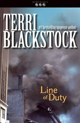 Line of Duty - eBook  -     By: Terri Blackstock