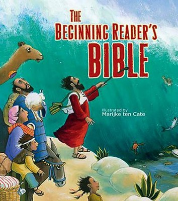 The ICB Beginning Reader's Bible   -