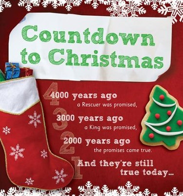 Countdown to Christmas  -     By: Alison Mitchell