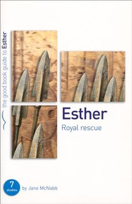 Esther: Royal Rescue  -     By: Jane McNabb