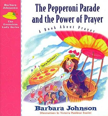 Pepperoni Parade - eBook  -     By: Barbara Johnson