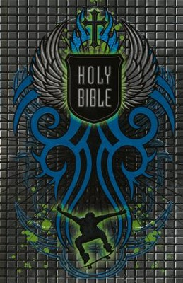 ICB Skateboard Bible - Slightly Imperfect  -     By: Thomas Nelson