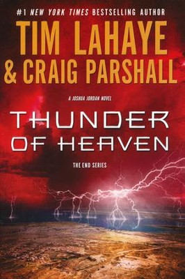 Thunder of Heaven, The End Series #2  - Slightly Imperfect  -     By: Tim LaHaye, Craig Parshall