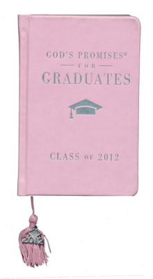 God's Promises for Graduates: Class 2012, Pink Edition - Slightly Imperfect  -