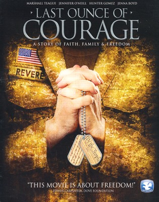 Last Ounce of Courage, Blu-ray    -