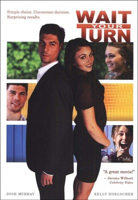 Wait Your Turn, DVD   -