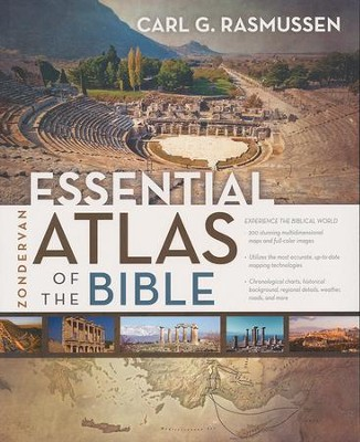 Zondervan Essential Atlas of the Bible  -     By: Carl G. Rasmussen