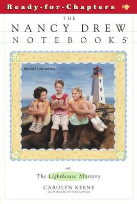 The Lighthouse Mystery - eBook  -     By: Carolyn Keene     Illustrated By: Paul Casale