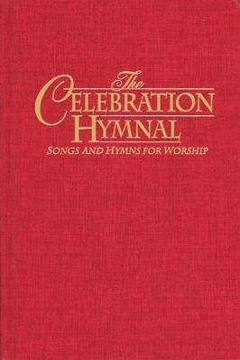 The NIV Celebration Hymnal, Red   -