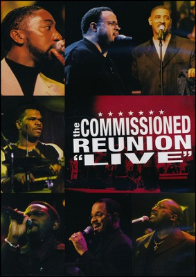 Commissioned Reunion Live, DVD   -     By: Commissioned