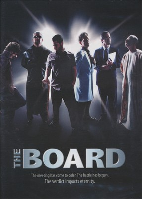The Board, DVD   -