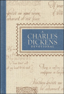 A Charles Dickens Devotional  -     By: Charles Dickens