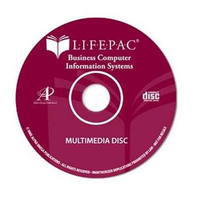 Business Computer Information Systems Multimedia CD-Rom   -