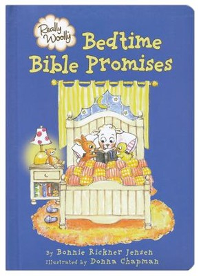 Really Woolly Bedtime Bible Promises  -     By: Bonnie Rickner Jensen     Illustrated By: Julie Sawyer Phillips