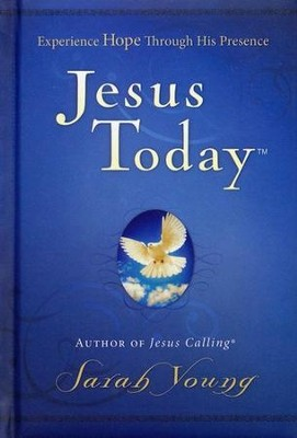 Jesus Today - Slightly Imperfect  -     By: Sarah Young