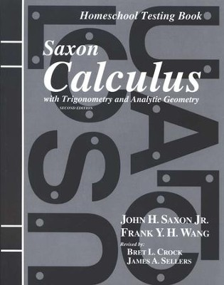 Calculus Test Forms, 2nd Edition   -