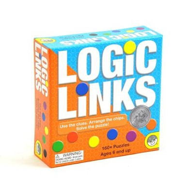 Logic Links Puzzle Box--Ages 6 and Up   -