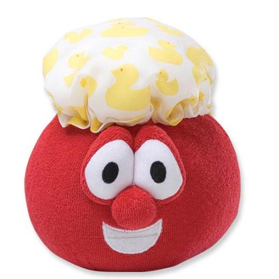 Bob the Tomato Veggie Tales Bath Toy  -