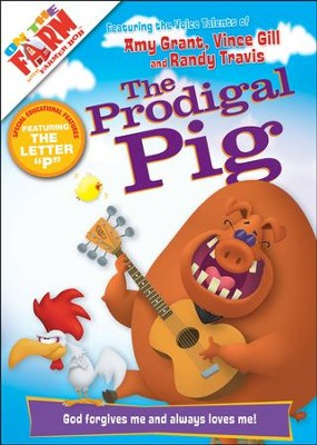 The Prodigal Pig DVD  -