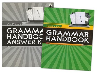 Grammar Handbook Grade 12 Homeschool Bundle   -