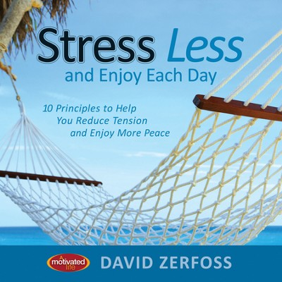 Stress Less and Enjoy Each Day: 10 Principles to Help You Reduce Tension and Enjoy More Peace  -     By: David Zerfoss