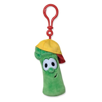 Junior Asparagus Veggie Tales Backpack Clip  -