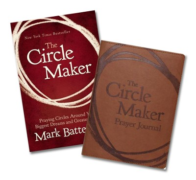 Circle Maker, Book and Prayer Journal   -     By: Mark Batterson