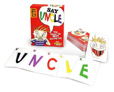 Say Uncle Game   -