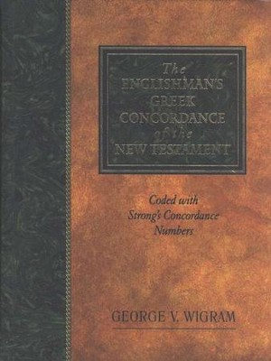 Englishman's Greek Concordance   -     By: George V. Wigram
