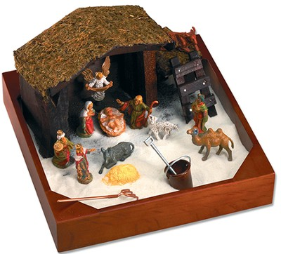 My Little Sandbox Nativity Play Set  -